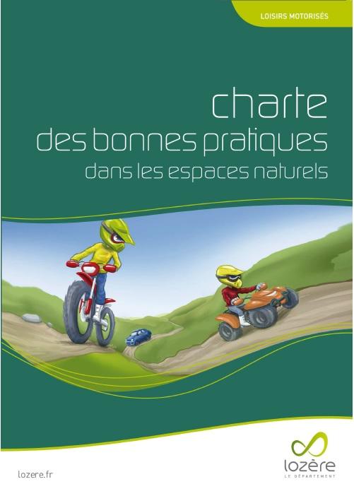 Charte des bonnes pratiques sports motorisés