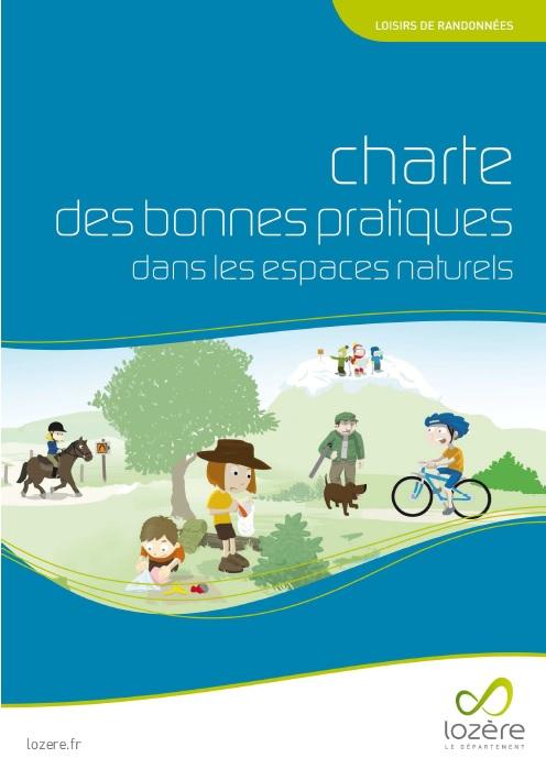 Charte des Bonnes pratiques Loisirs de Randonnées