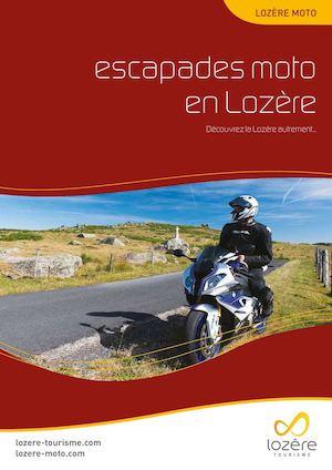 La Lozère à moto