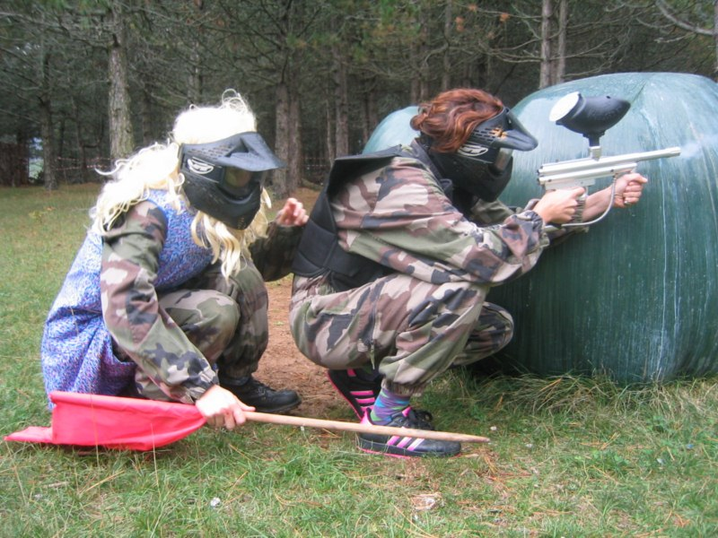 Paintball lozere